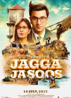 जग्गा जासूस movie poster