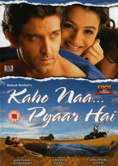 Kaho Naa... Pyaar Hai - Lifetime Box Office Collection, Budget, Reviews,  Cast, etc