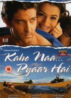 Kaho Naa… Pyaar Hai movie poster