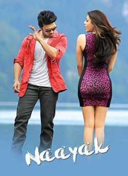 Naayak movie poster