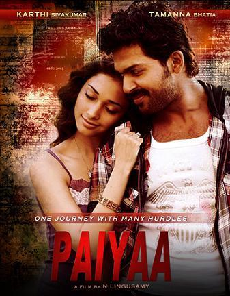 Paiya movie hd