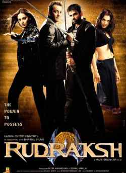 Rudraksh movie poster