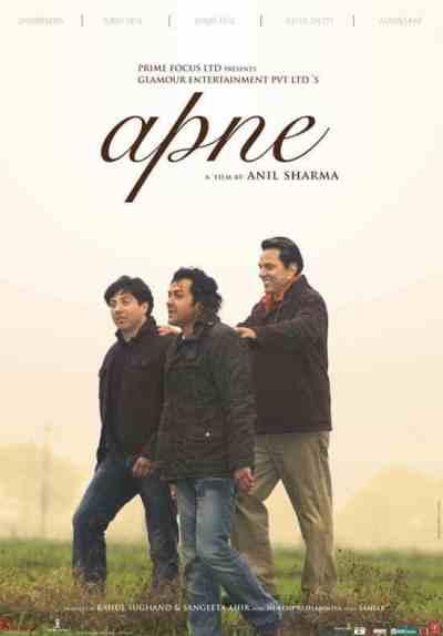 Apne movie poster