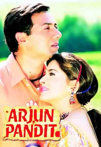 Arjun Pandit movie poster