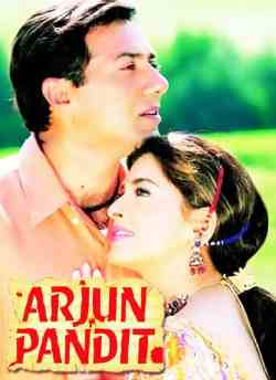 Arjun Pandit movie poster
