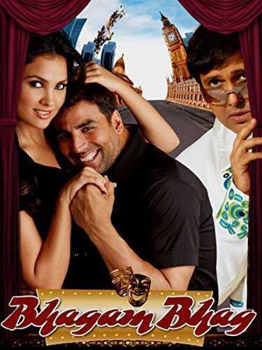 Bhagam Bhag movie poster