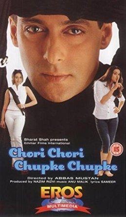 Chori Chori Chupke Chupke movie poster