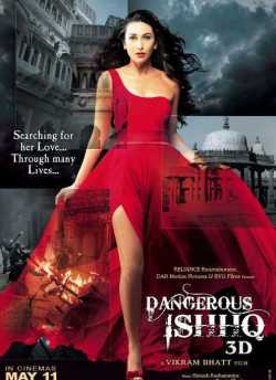 Dangerous Ishq movie poster
