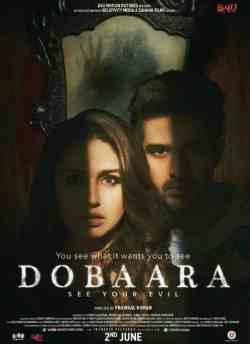 Dobaara – See Your Evil movie poster