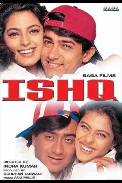 Ishq movie poster
