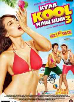 Kya Kool Hain Hum 3 movie poster