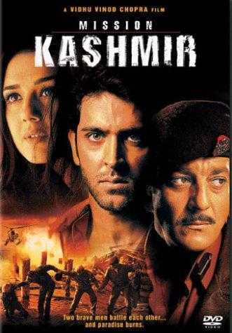 Mission Kashmir movie poster