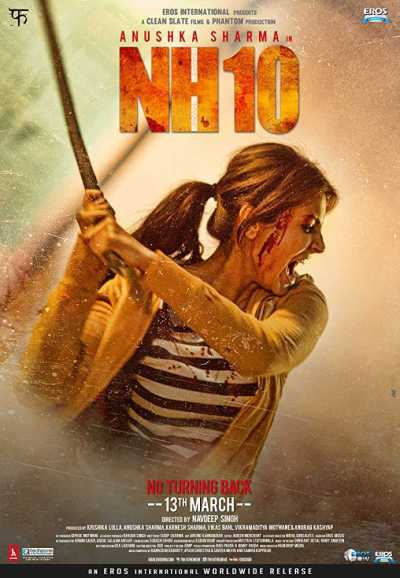 NH 10 movie poster