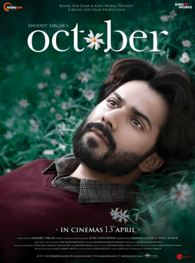 October movie poster