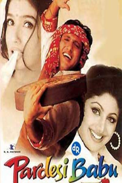Pardesi Babu movie poster