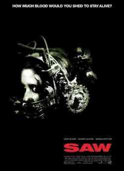 सॉ movie poster