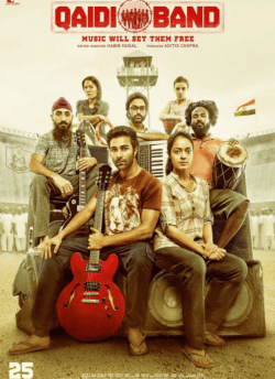 Qaidi Band movie poster