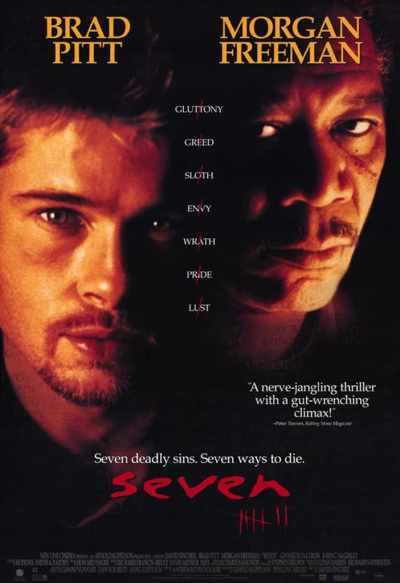 सेवन movie poster