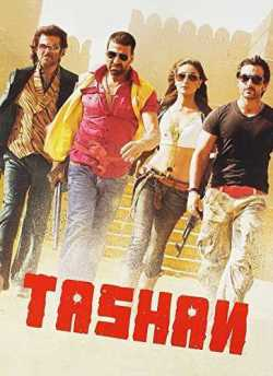 Tashan movie poster