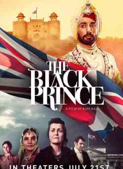 The Black Prince movie poster