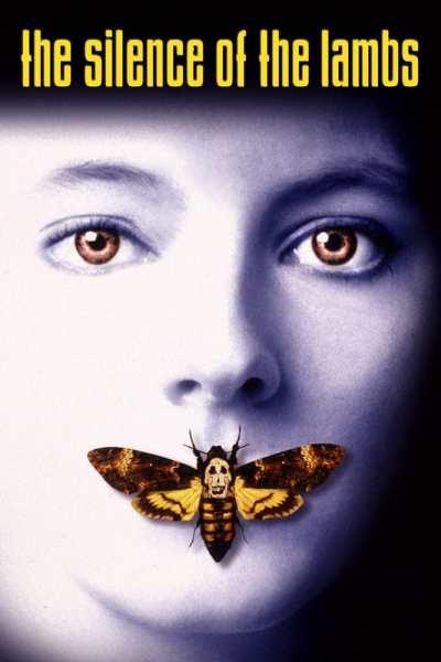 द साइलेंस ऑफ़ द लैम्ब्स movie poster