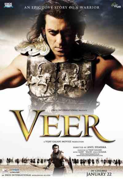 Veer movie poster