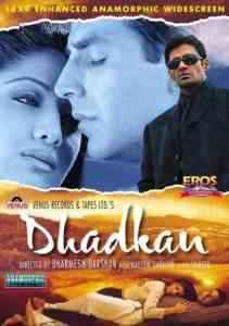 Dhadkan Poster