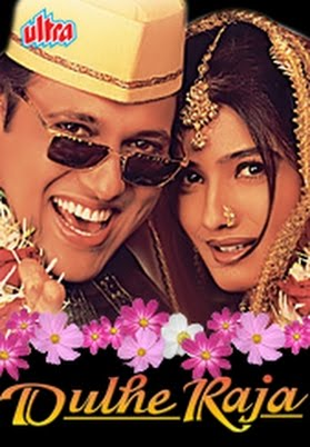 Dulhe Raja movie poster