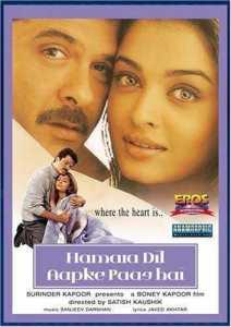 Hamara Dil Aapke Pass Hai Poster