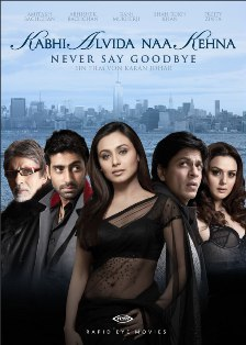 Kabhi Alvida Na Kehna movie poster