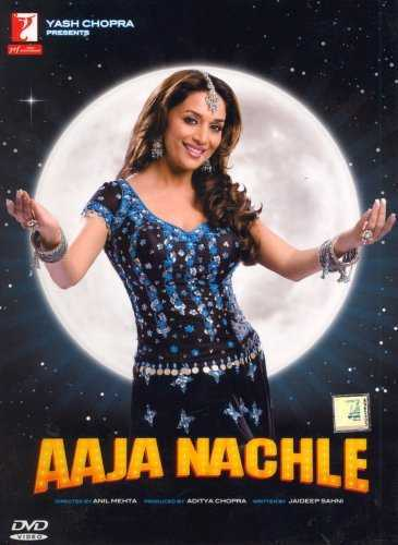 Aaja Nachle movie poster