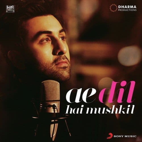 Ae Dil Hai Mushkil album artwork