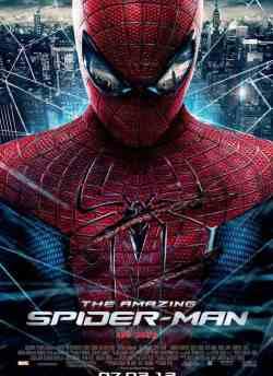 द अमेजिंग स्पाइडर मैन movie poster
