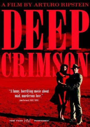 Deep Crimson movie poster