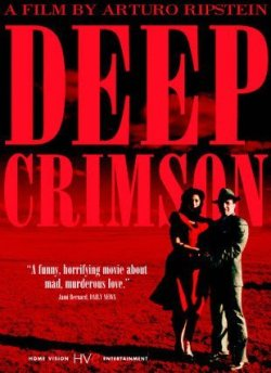 Deep Crimson movie poster