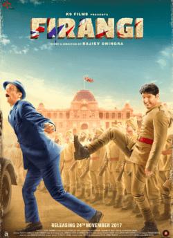 Firangi movie poster