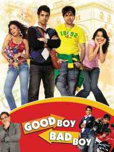 Good Boy Bad Boy Poster