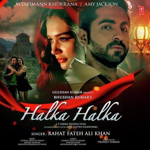 Halka Halka album artwork