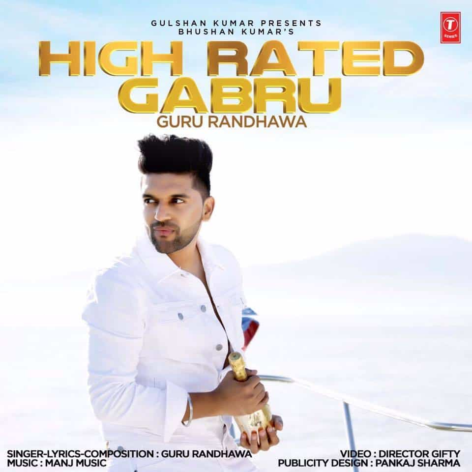 High Rated Gabru album artwork