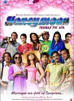 Honeymoon Travels Pvt. Ltd movie poster