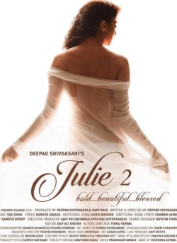 Julie 2 movie poster