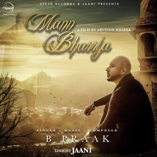 Mann Bharrya album artwork