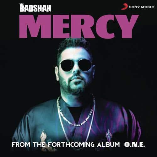Mercy album artwork