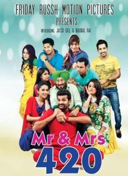 Mr. & Mrs. 420 movie poster