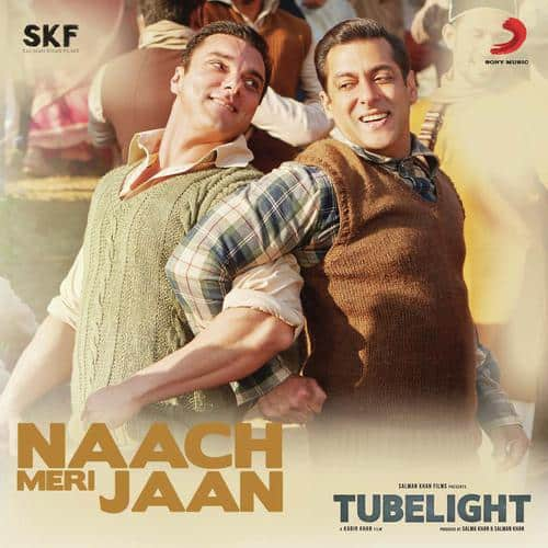 Nach Meri Jaan album artwork