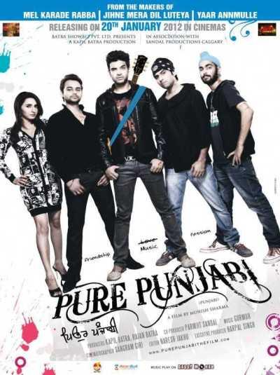 Pure Punjabi movie poster
