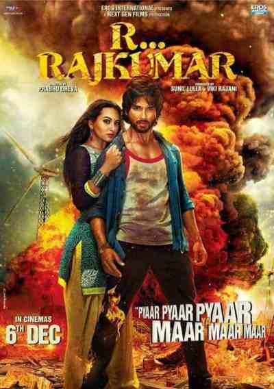 R….Rajkumar movie poster