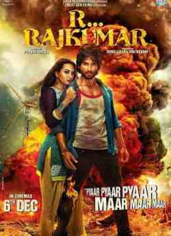 R….Rajkumar movie poster