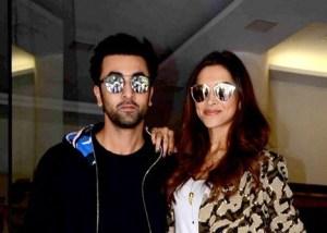 Ranbir and Deepika together pic