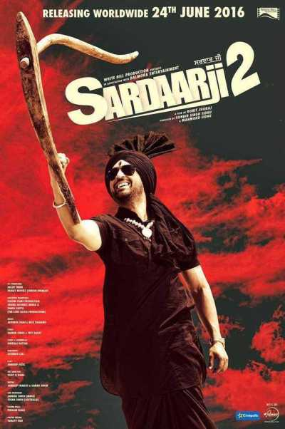Sardaarji 2 movie poster